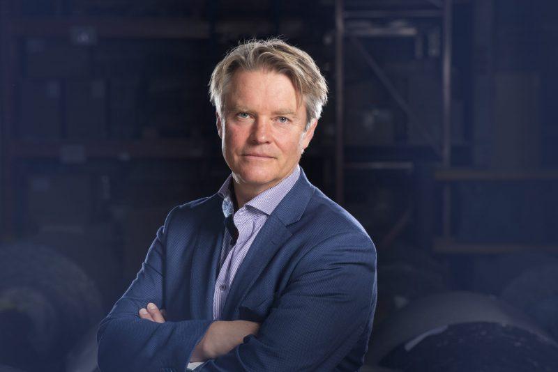Midland Lead's Managing Director Boudewijn Tuinenburg